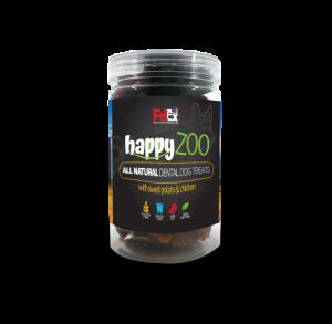 Happy zoo mix- dental care 250g