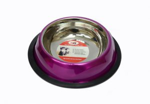 Cat Dish 8 oz (0.22 L) – Pink Petex