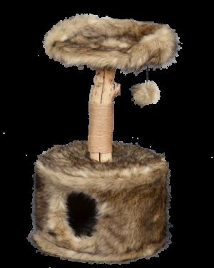 PETEX NATURAL CAT TREE SCRATCHER
