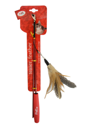 Petex CAT teaser feather