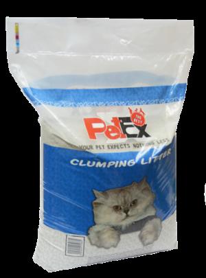 """Petex clumping cat litter 18 k""""g"""