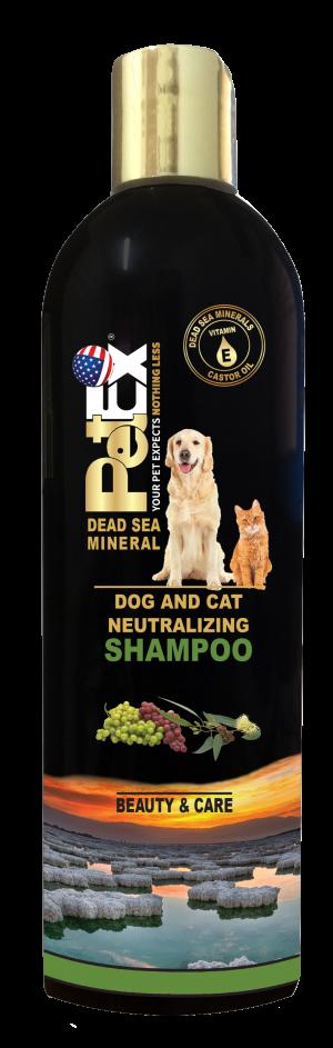 DOG AND CAT NEUTRALIZING SHAMPOO