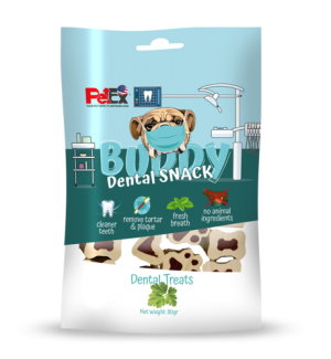 Buddy Snack Dental snack for dog | Extra hard snack | Weight 80 grams