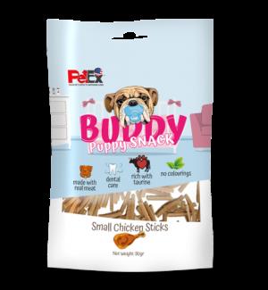 Buddy – Puppy Snack | Small Chicken Sticks