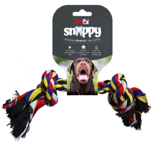 Petex biting rope for dogs Product Details Excellent for cleaning teeth in dogs of small / medium breed