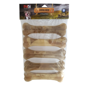 Compressed bone for a dog with a natural taste (savings package 5 NIS) Total weight 650 grams