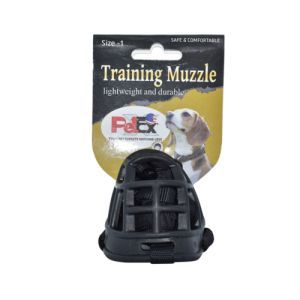 Black training barrier for dog No. 1 Petex
