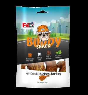Buddy Snack | Dried Chicken Snacks | 80g